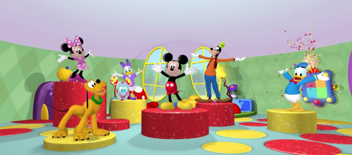 Why Do Kids Love 'Mickey Mouse Clubhouse' So Much? Experts Explain
