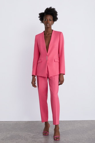 Hot Pink Suit Separates
