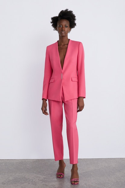 Hot Pink Suit Separates