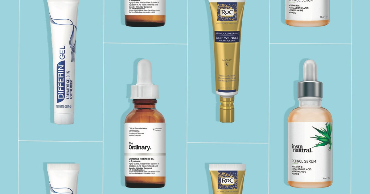 The 5 Best Over The Counter Retinols