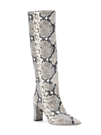 Animal-Print Boots