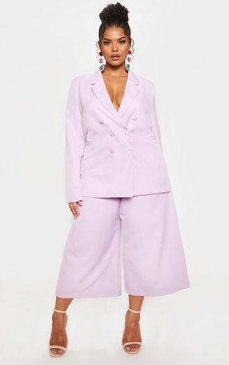 PLT Plus Lilac Suit Co-Ords
