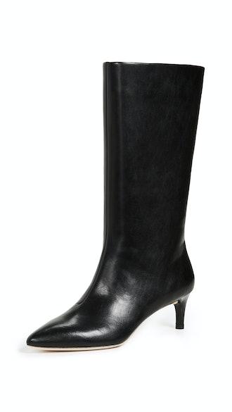 Naomi Kitten Heel Tall Boots