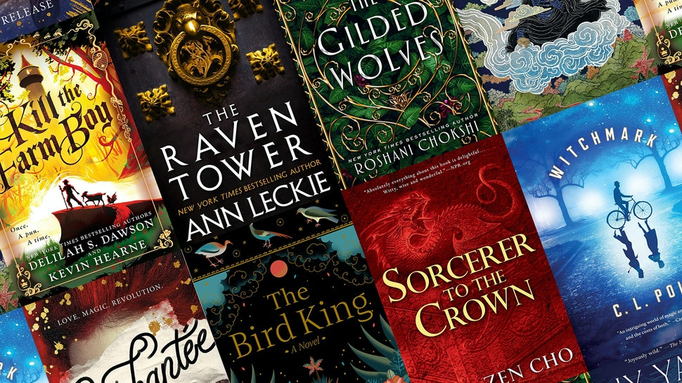 13 Fantasy Novels To Add Some Magic To Your Spring Reading