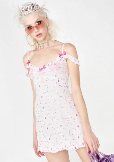 Tinkerbelle Vixxen Sequin Dress