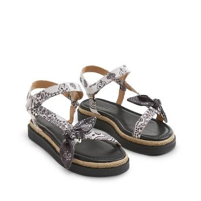 Carlotta Flat Sandals