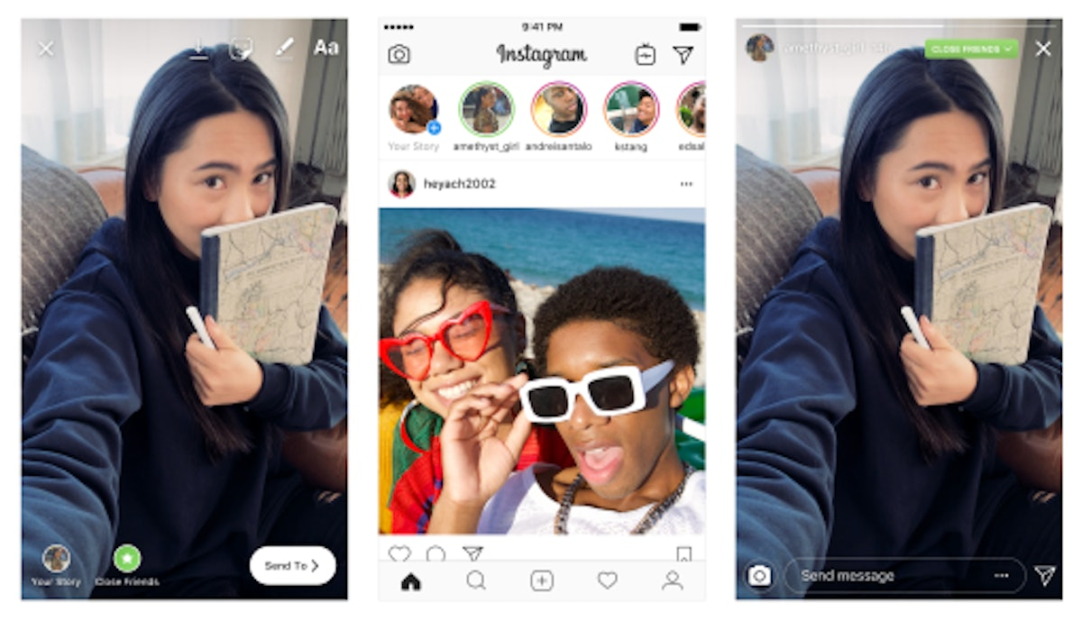 Here's How To Find Your Close Friends List On Instagram, Because It's Worth Checking
