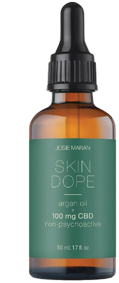 SKIN DOPE Argan Oil + 100 mg CBD non-psychoactive