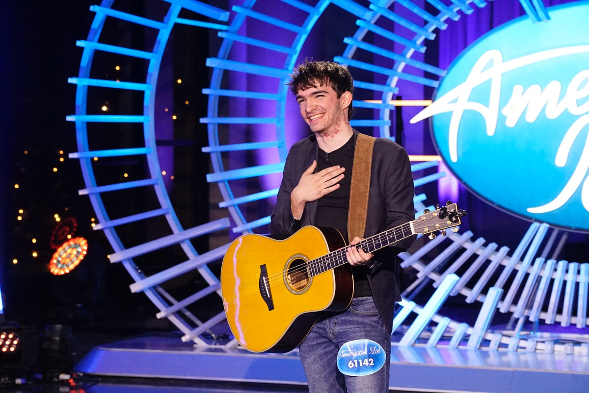 Jackson Gillies From 'American Idol' Suffers From A Rare Disease & He's Using His Platform To Spread Awareness