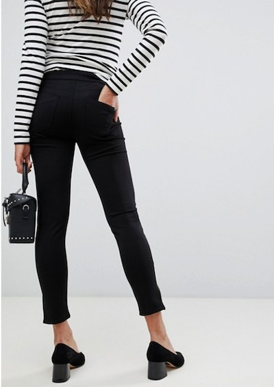 Bandia Maternity Over The Bump Legging With Zip Detail