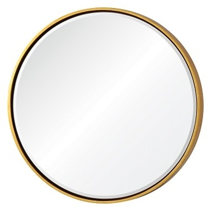 Emersyn Mirror, Gold