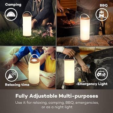 TaoTronics Touch Sensor Lamp