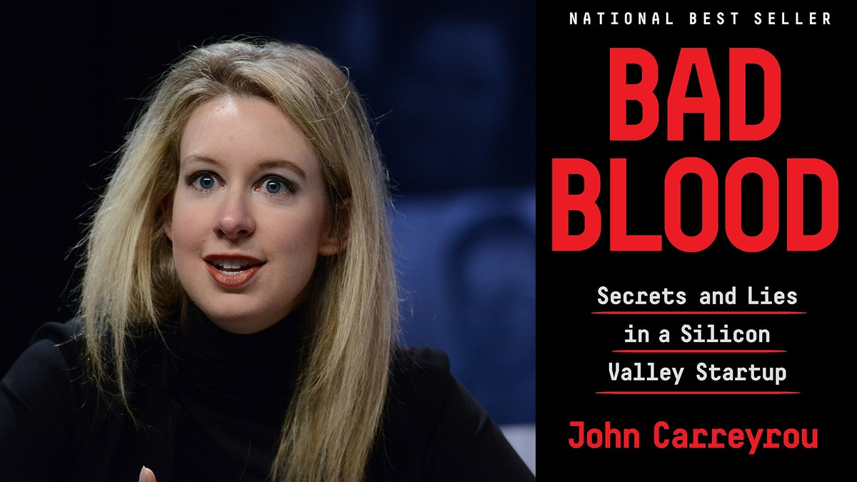5 Mind-Blowing Stories About Elizabeth Holmes & Theranos From John Carreyrou's 'Bad Blood'