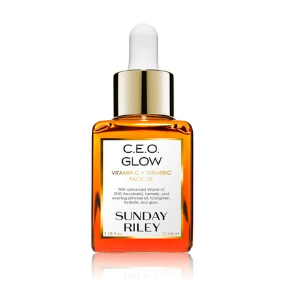 C.E.O Glow Vitamin C and Turmeric Face Oil