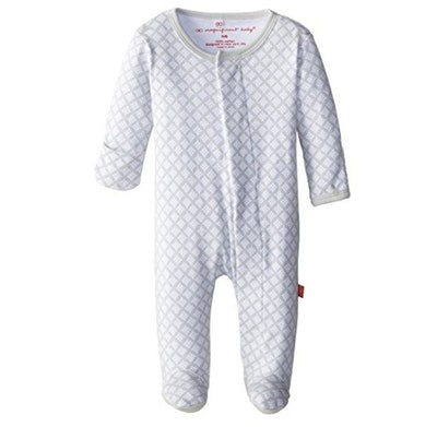Magnificent Baby Unisex Newborn Footie (Sizes Newborn-9 Months)