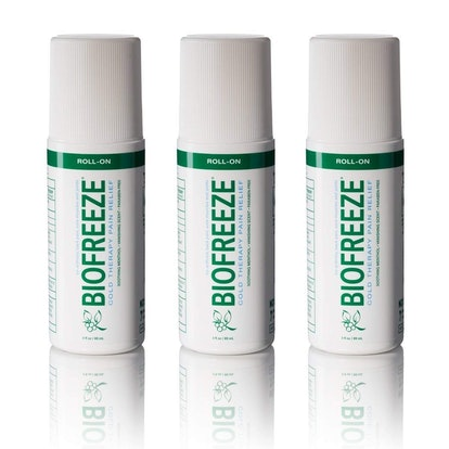BioFreeze Pain Relief Gel Roll-On (3 Pack)