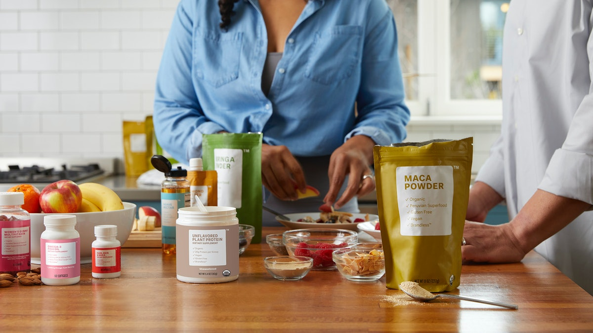Brandless Launches Vitamins, Essential Oils, & More As Part Of Its First Wellness Collection