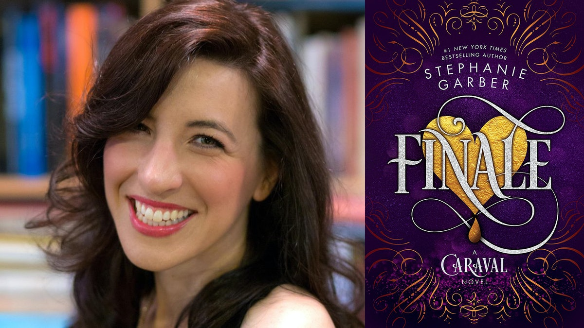 See Where 'Finale' Author Stephanie Garber Is Going On Tour This Year — And Start Reading Now From The New Book!