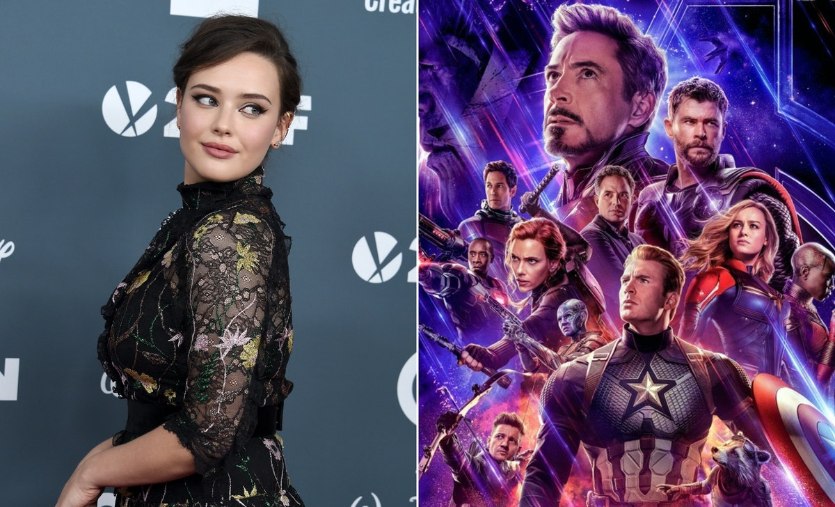 Who Is Katherine Langford Playing In 'Avengers: Endgame'? A New Theory Has Fans Excited
