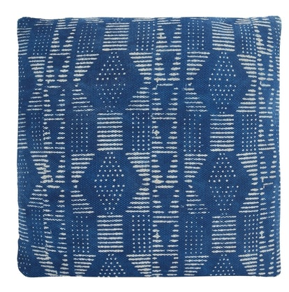 Sofya Pillow, Indigo