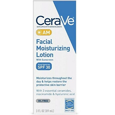 CeraVe Facial Moisturizing Lotion AM