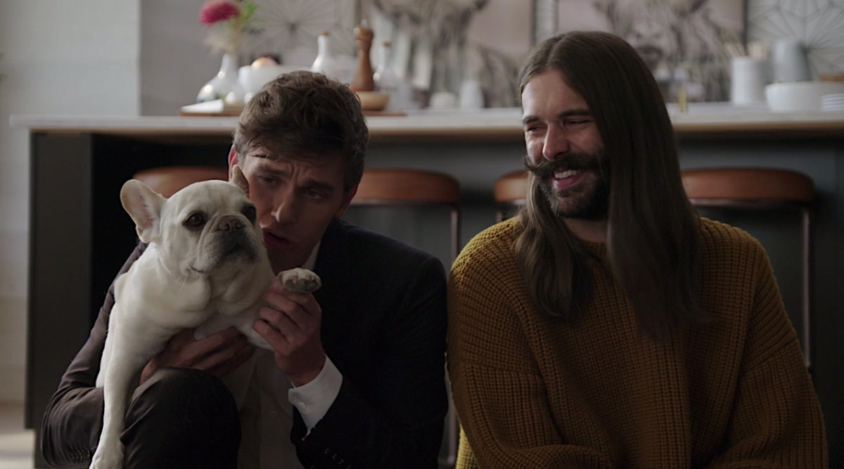 'Queer Eye' Dog Bruley Is The Breakout Star Of Season 3 & He's About To Become Your Instagram Obsession
