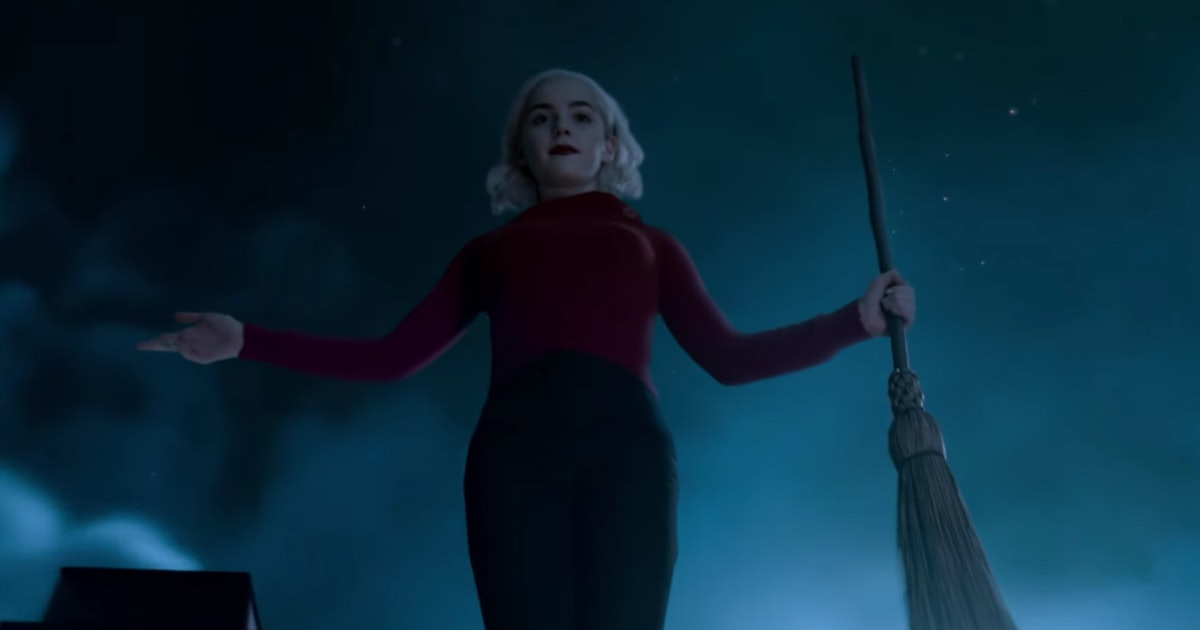 The Chilling Adventures Of Sabrina Part 2 Trailer Teases