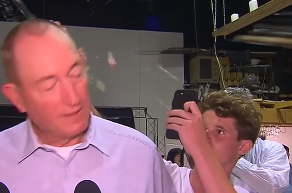 "How Can Fraser Anning Be Expelled From The Senate Page 1: ""Egg Boy"" Says His GoFundMe Money Will Mostly Go To"