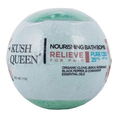 Relieve CBD Bath Bomb