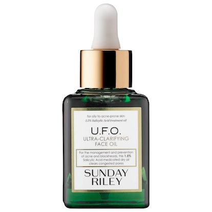 U.F.O. Acne Treatment Face Oil