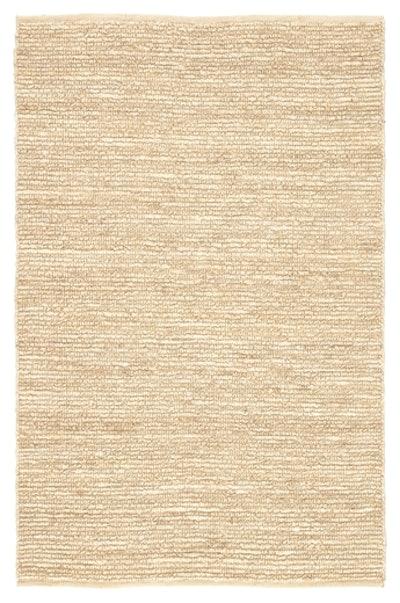 Hudson Woven Jute Rug, Natural 5'x8'