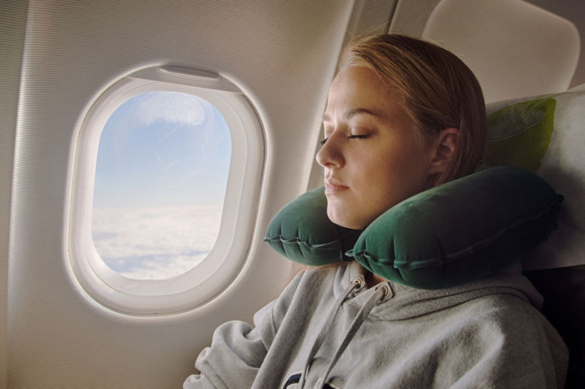 How To Sleep On A Plane Seems Like A Struggle, But These Expert Tips Will Help You Out