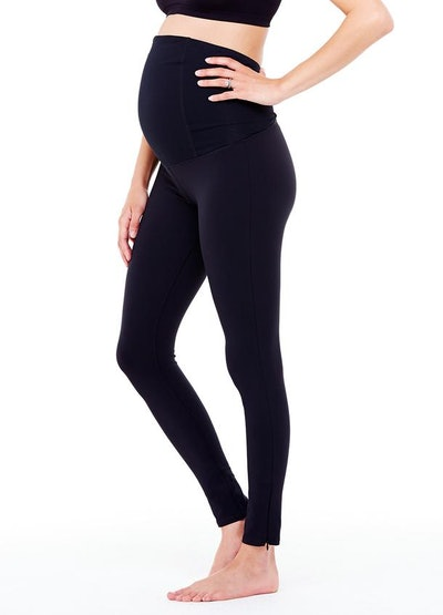 Active Legging ft. Crossover Panel