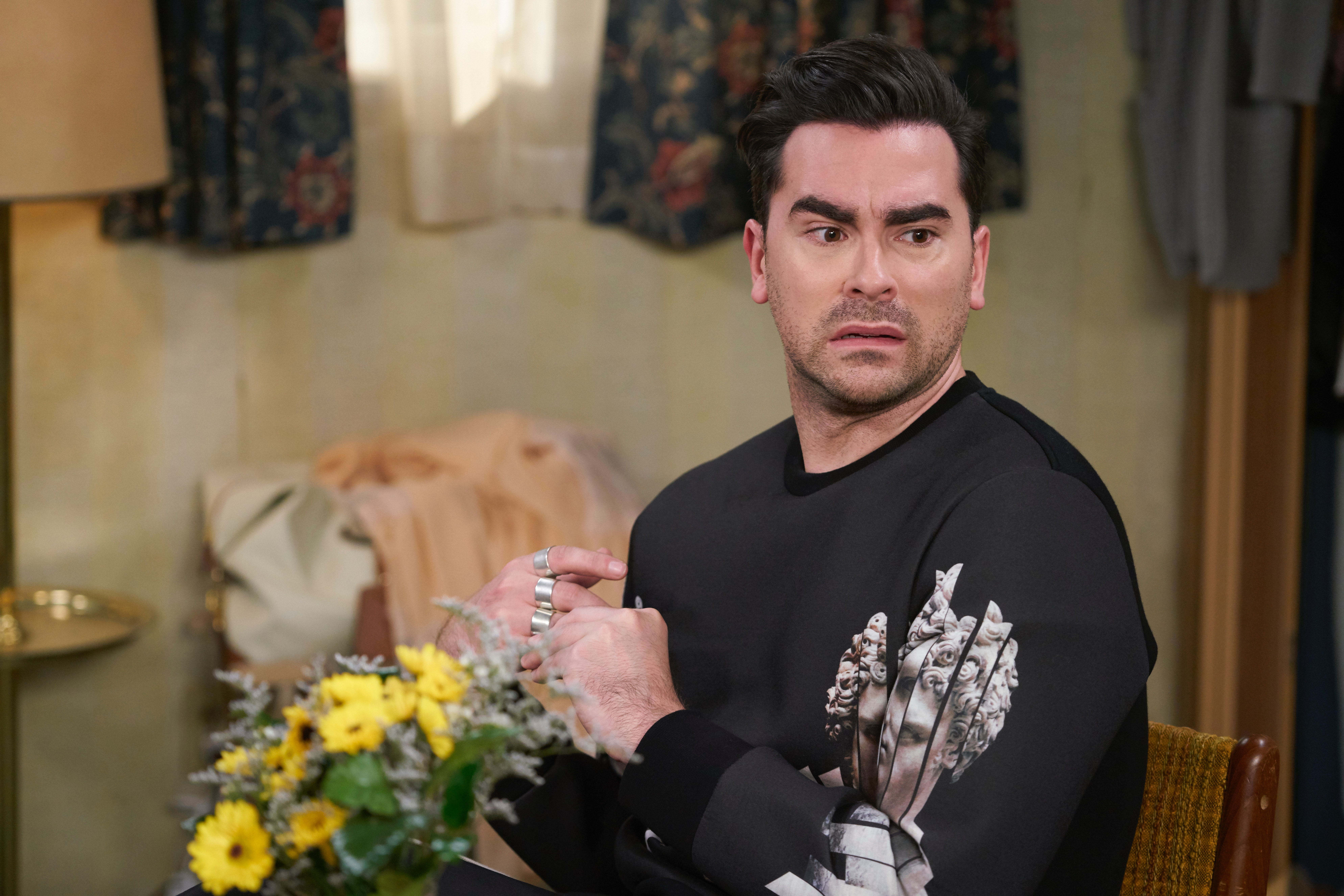 20 'Schitt's Creek' Moments That Prove David Is Terrible At
