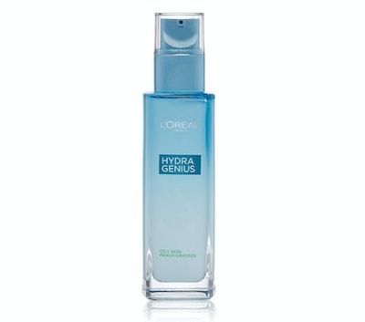 L'Oréal Paris Hydra Genius Daily Liquid Care, Oil-Free Moisturizer for Normal to Oily Skin
