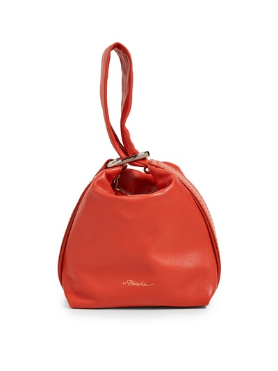Ines Soft Triangle Pouch