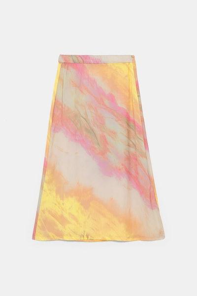 Tie Dye Skirt