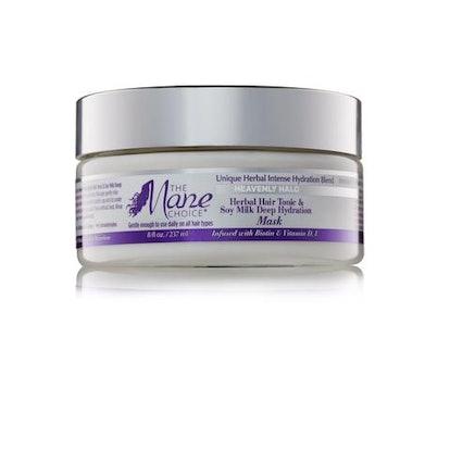 Heavenly Halo Herbal Hair Tonic & Soy Milk Deep Hydration Mask