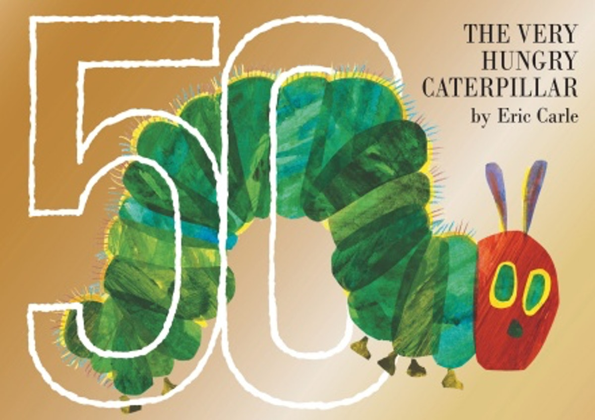 'The Very Hungry Caterpillar' Shows Change Is Perpetual, 50 Years On