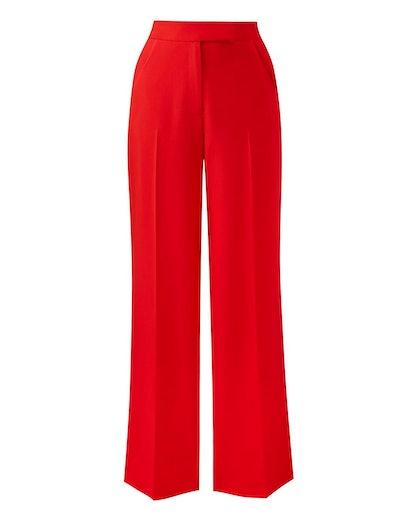 Essential Workwear Wide Leg Pants