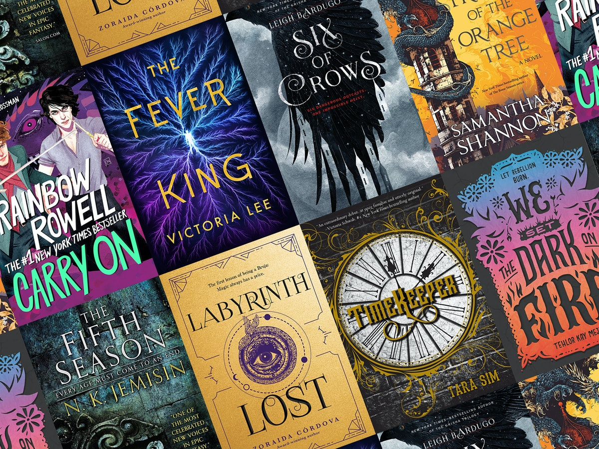 13 Fantasy Books With On-Page Queer Representation