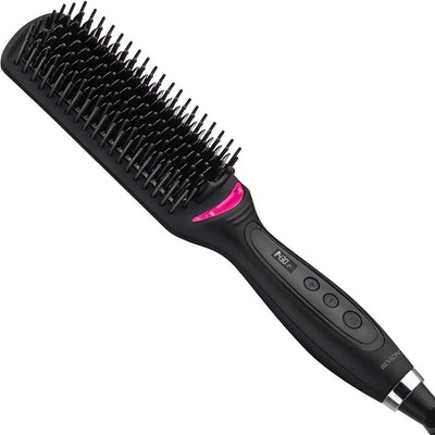 Revlon XL Hair Straightening Heated Styling Brush