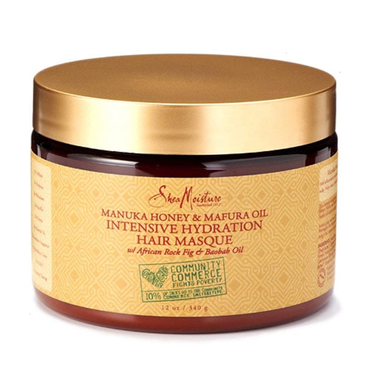Manuka Honey & Mafura Oil Intensive Hydration Hair Masque