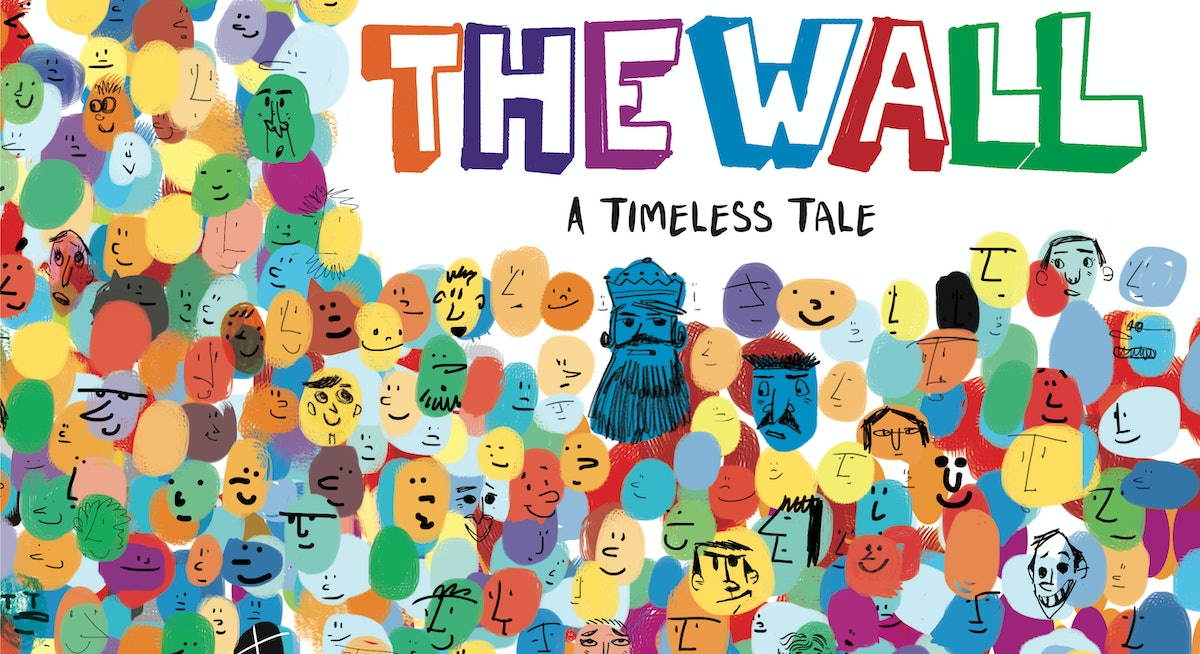 'The Wall' Is A Genius New Children's Book That Explains Trump's Wall To Kids In A Way They'll Actually Understand