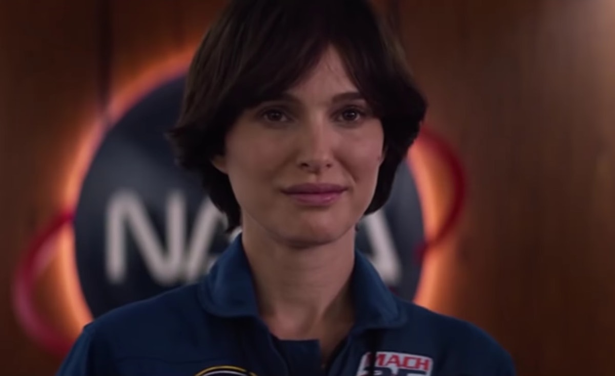 The 'Lucy In The Sky' Trailer Shows Natalie Portman Out Of The World, Literally