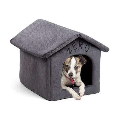 Zero's Dog House Pet Bed