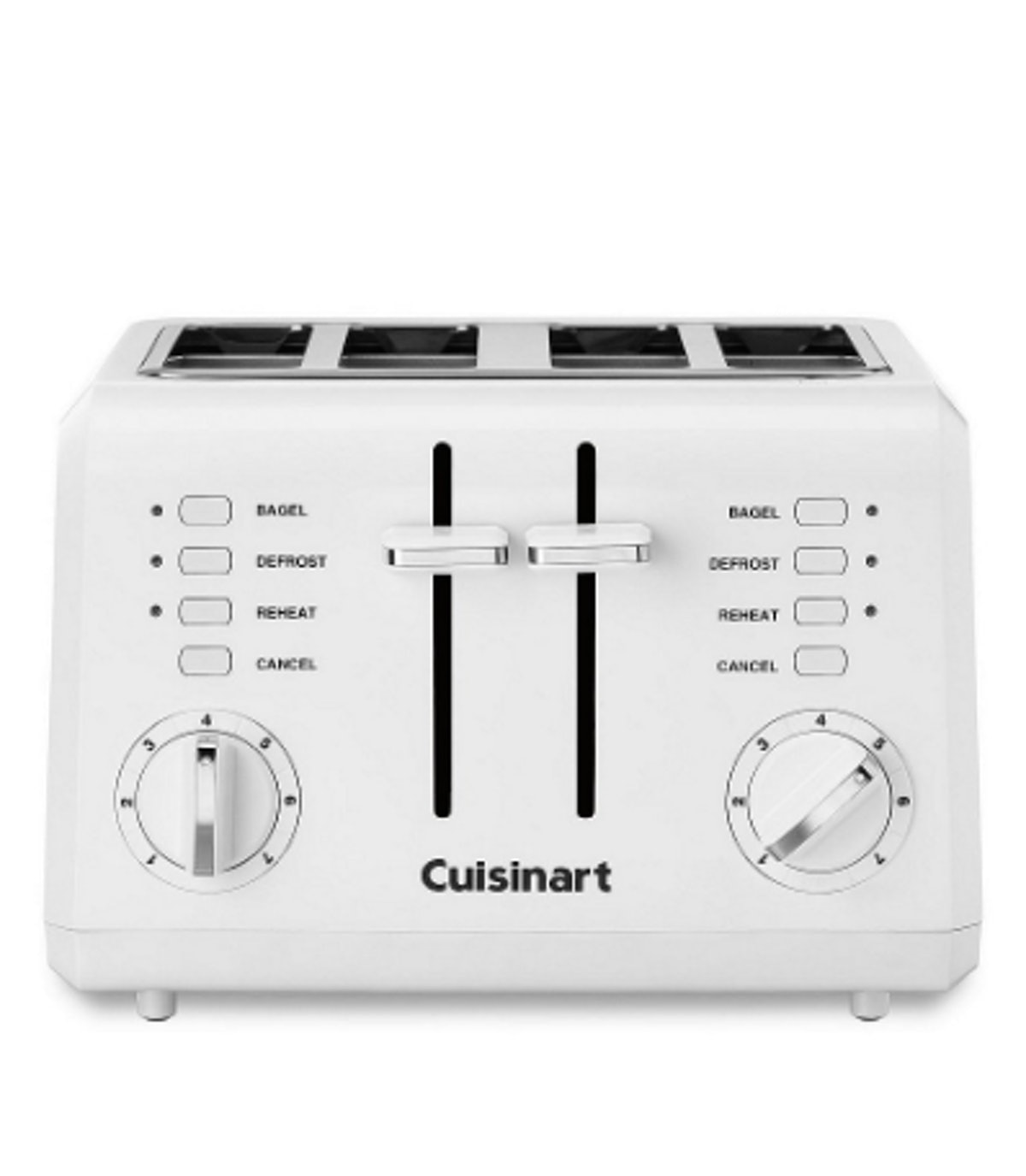 Compact 4-Slice Toaster