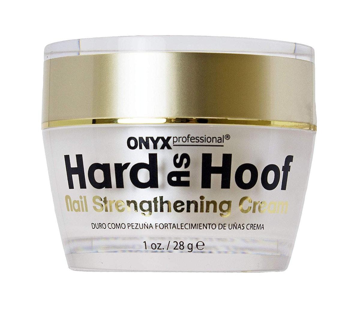 ONYX Professional Hard As Hoof Nail Strengthening Cream