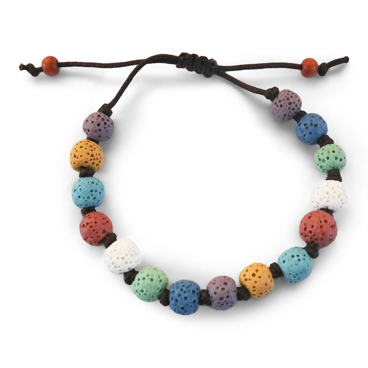 Lava Rock Diffuser Bangle Bracelet