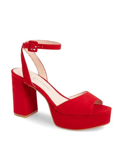 Theresa Platform Sandal
